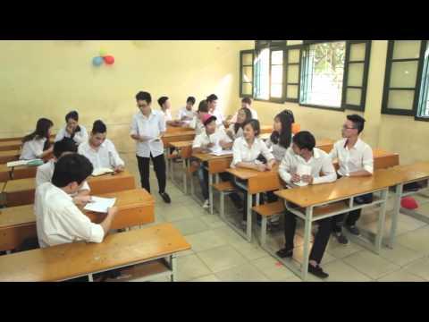 Hình ảnh trong video Clip rung rinh về tình yêu học đường