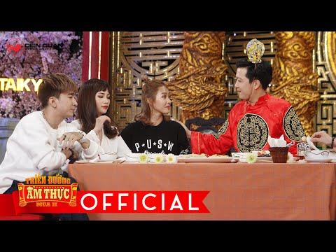 Thiên đường ẩm thực 2 | tập 7 full hd: Ông Hoàng cưng Khả Ngân, liên tục
