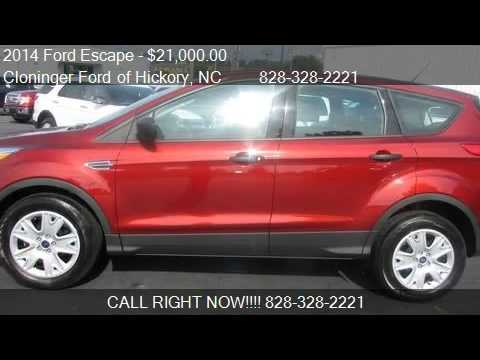2014 Ford Escape S - for sale in Hickory, NC 28602