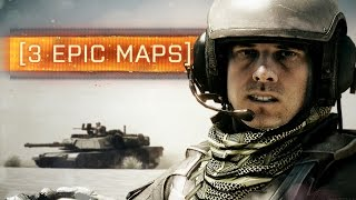 MAPS FOR BF4 6TH DLC! Battlefield 4