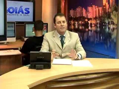 PORTAL GOIÁS DE NORTE A SUL