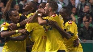 Saint Etienne 0 - 1 Sochaux