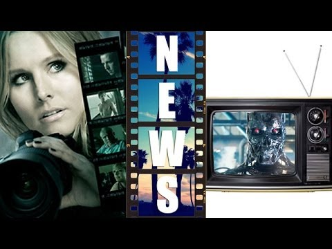 Veronica Mars Movie On Demand, Terminator 2015 Reboot New TV Series - Beyond The Trailer