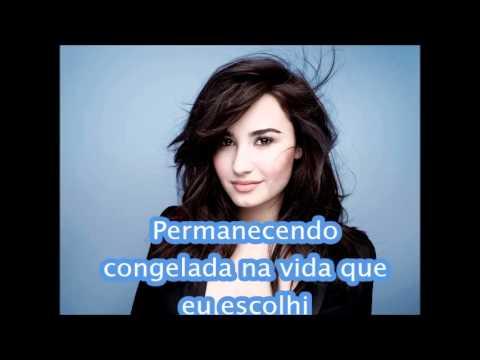Let It Go- Demi Lovato (tradução português-Portugal)