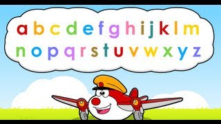 ABC Song Lower Case Letters Learning for Kids Little Flyers, DreamEnglish