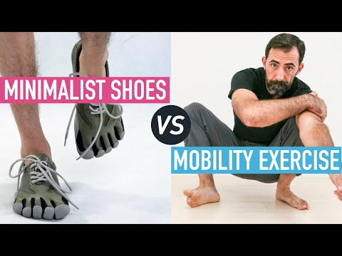 Minimalist Shoes: Necessary, or Should You Just Train Your Feet and Ankles?