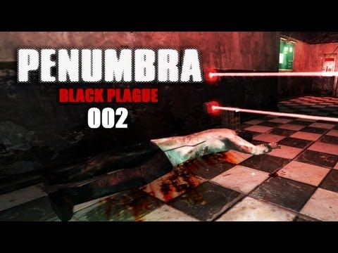 PENUMBRA: BLACK PLAGUE #002 - Eine gespenstige Kreatur [Facecam] [HD+] | Let's Play Penumbra