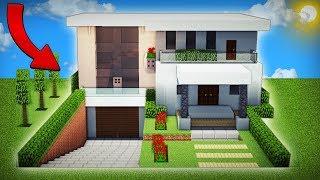 Cómo hacer una mansión con Minecraft