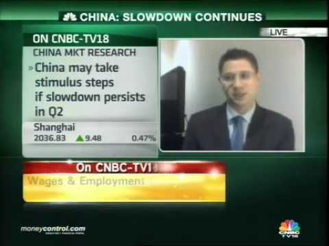 China may take stimulus steps if slowdown persists: CMR  -  Part 2