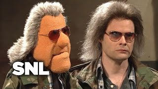 Puppet Class with Seth MacFarlane - SNL