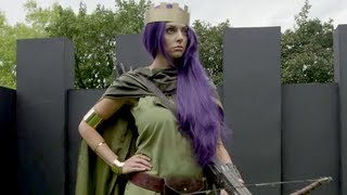 Clash Of Clans: Live Action Trailer Sneak Peek 2 Behind
