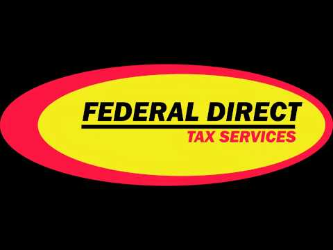 Income Tax Return near Hudson FL - Federal Direct Tax Services of Tampa Bay