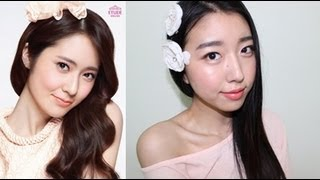 ♡Etude House Krystal 크리스탈 Princess Etoinette Makeup화장법♡