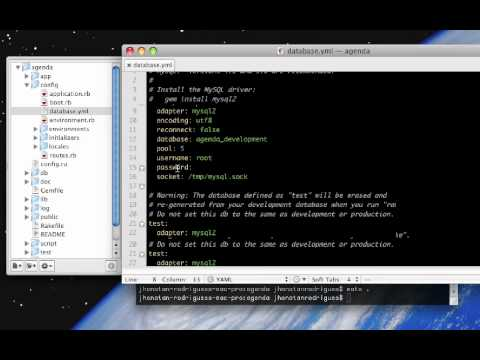 Ruby On Rails 3 - Aula 01 - Iniciando - Com Jhonatan Rodrigues