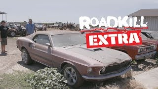 Plymouth Duster vs Ford Mustang Mach 1- Roadkill Extra. MotorTrend.