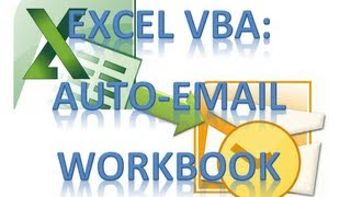 How To Email Your Current Workbook In Excel VBA
