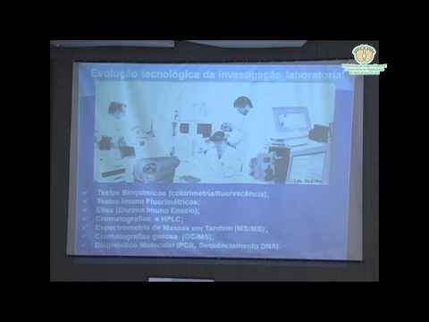 Palestra sobre Aspectos Laboratoriais na Triagem Neonatal