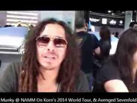 Mayhem Fest 2014: Avenged Sevenfold, Korn to Headline