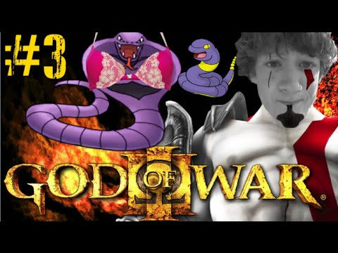 God Of War 3 Playthrough Deel 3 - Serpent Borsten