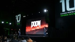 Doom - Vulkan API és GeForce GTX 1080-nal