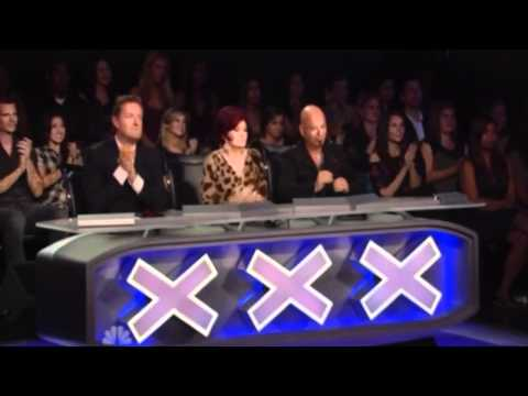 MICHAEL GRIMM (Semi-finals)  Americas Got Talent 2010 - FANTASTIC!