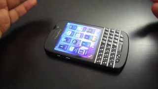 Why I choose Blackberry Q10 over the Z10 (#confessions#humour)