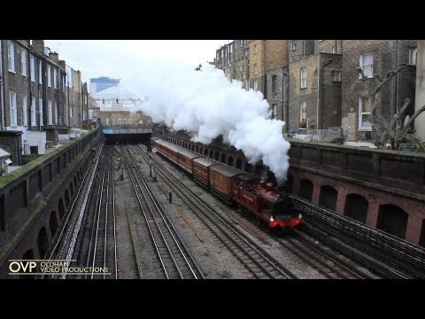 Steam on the London Underground 150th Anniversary