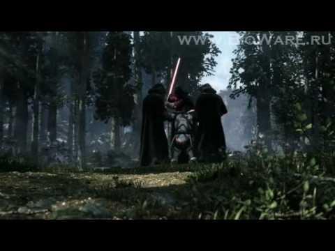 E3: Новый трейлер Star Wars: The Old Republic