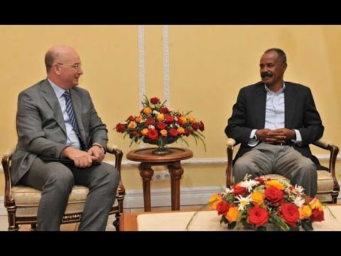 President Isaias Afewerki meets AU's Security Council Commissioner| Eri-TV