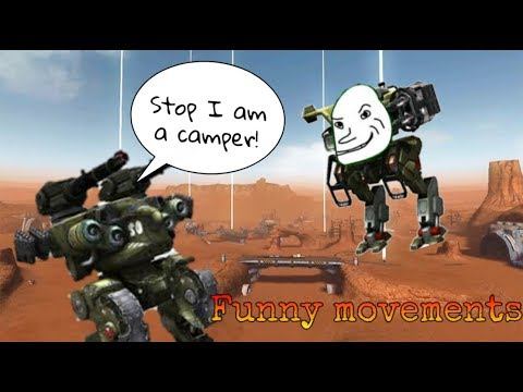 War robots funny movements | war robots.exe | war robots wtf moments | War robots | Mighty spector
