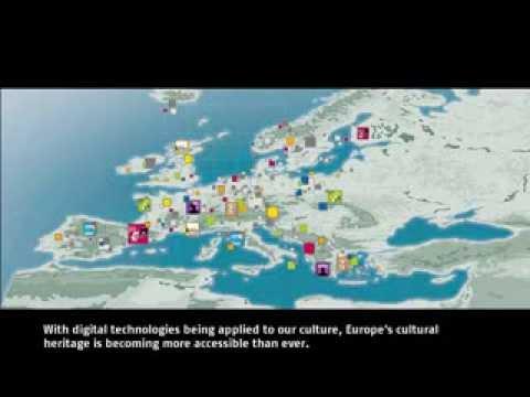 Digitisation of Cultural Heritage in Europe
