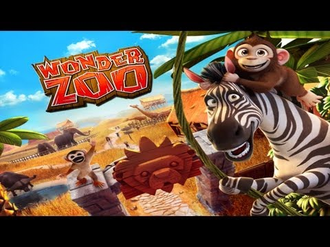 Wonder Zoo - Animal rescue ! - Universal - HD Gameplay Trailer
