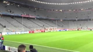 Bayern Monaco - Roma, il respiro dell'Allianz Arena