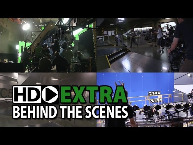 Elysium (2013) Behind the Scenes, Making of & B-Roll - Part3/3