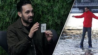 DYNAMO REVEALS THE TRUTH BEHIND HIS MAGIC!