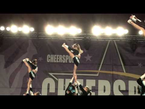 Cheer Extreme Sutton 2010-2011