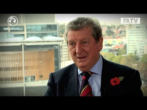 EXCLUSIVE: Roy Hodgson previews England vs Chile