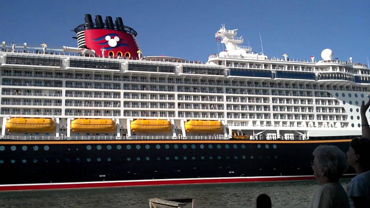 Disney Cruise Ship Fantasy  YouTube