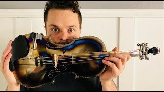 What Does a Titanium Violin Sound Like?