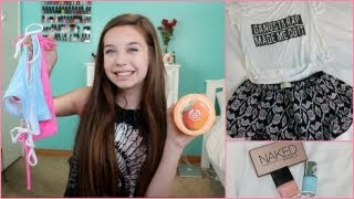 MakeupbyMandy24 – NYC Haul! 2013
