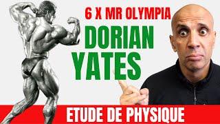 Etude de Physique : 6 X Mr Olympia Dorian Yates THE SHADOW !