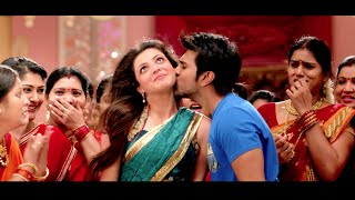 Govindhudu-Andari-Vaadele-Song-Trailer---Ram-Charan--Kajal-Agarwal--Srikanth--Kamalinee