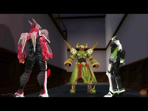 Tiger & Bunny: On-Air Jack! - Ch.2 Bull Tank of the West Coast ★Play PSP タイガー&バニー オンエアジャック