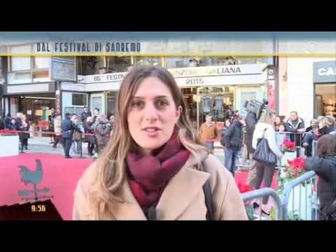 Il Volo: Carolina Bubbico, più giovane direttrice del Festival Sanremo