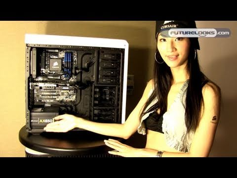COMPUTEX 2011 - CORSAIR Unveils New Cases and Memory Kits an SSD Plus Two H20 Solutions