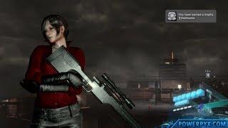 Resident Evil 6 All Serpent Emblem Locations Ada's
