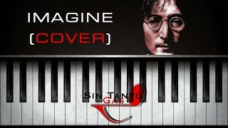 Como Tocar Imagine - Piano