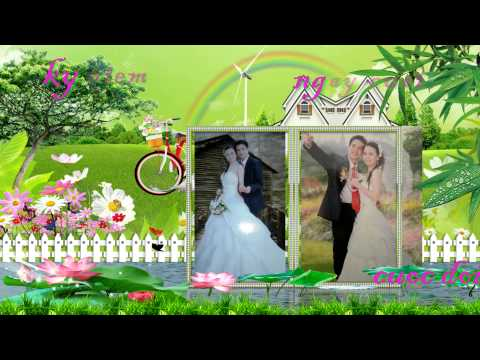 ngày cưới của anh em sẽ là cô dâu .đoàn phóng & thu huyen.