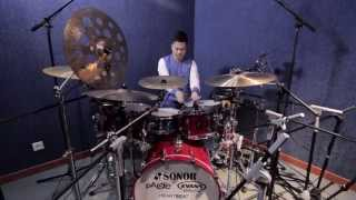 Echa Soemantri - Raisa Medley (Drum Reinterpretation)