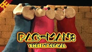 Pac-Man the Musical: A Pacapella Song
